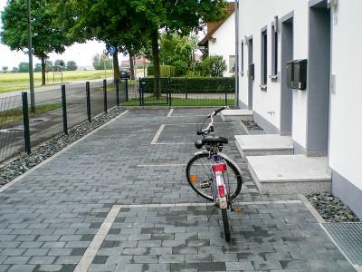 Pflaster Hof und Einfahrt